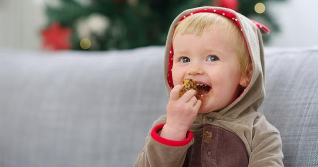 A taste of Christmas - Babies and toddlers - Educatall