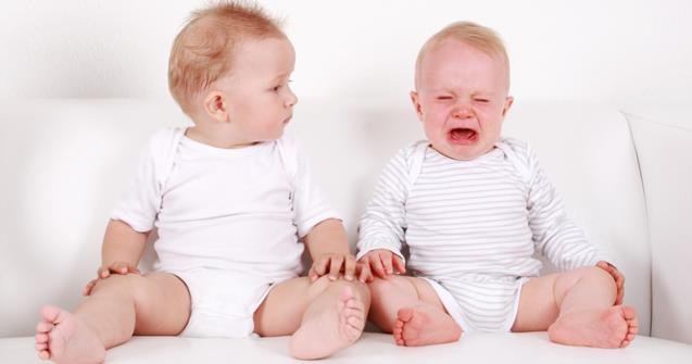 Babies' Emotions - Babies and toddlers - Educatall
