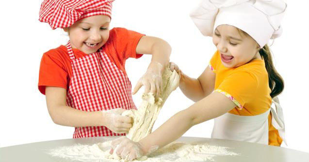 Baked Salt Dough - Creative recipes - Educatall