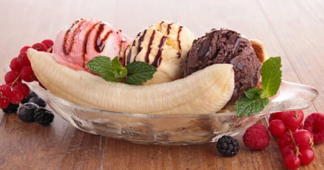 Banana Split - Arts And Crafts
