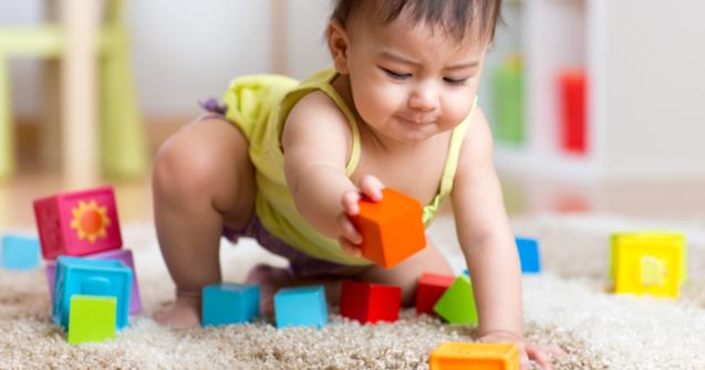 Blocks - Babies and toddlers - Educatall