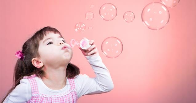 Bubbles - Creative recipes - Educatall