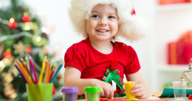 Christmas creative expression - Babies and toddlers - Educatall