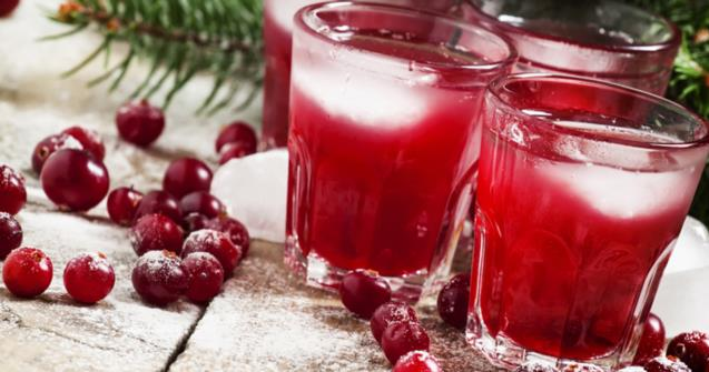 Christmas punch - Creative recipes - Educatall