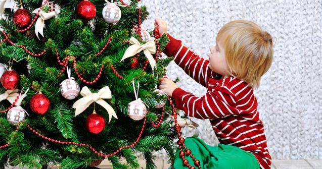 Christmas trees - Babies and toddlers - Educatall