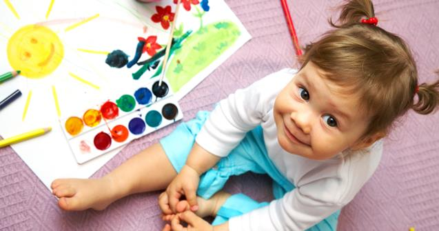 Creative discoveries - Babies and toddlers - Educatall