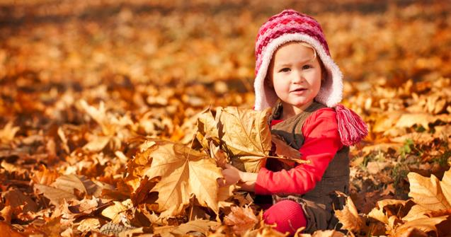 Fall-related outdoor activities for babies and toddlers - Babies and toddlers - Educatall