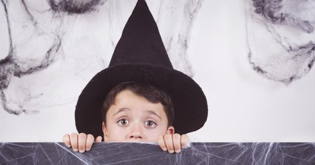Friendly ghosts, spiders, and witches - Babies and toddlers - Educatall