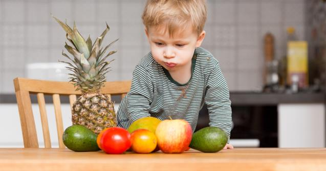 Fruit - Babies and toddlers - Educatall