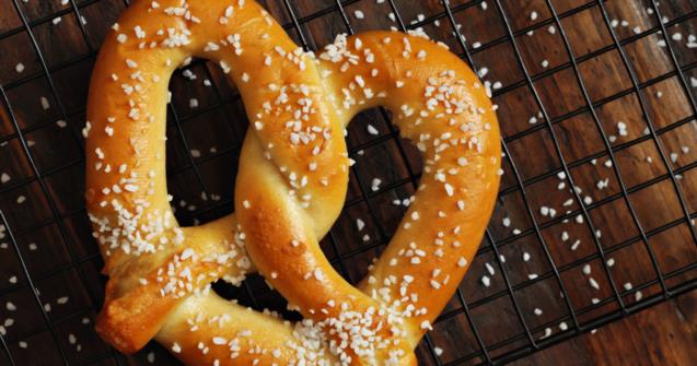 Fun Pretzels - Creative recipes - Educatall