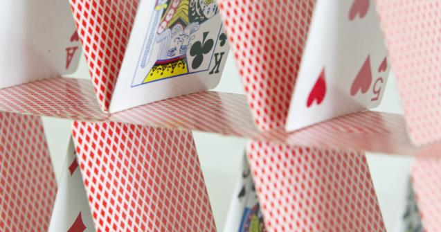 Giant playing card - Arts and crafts - Educatall