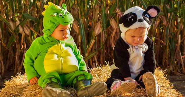 Halloween - Babies and toddlers - Educatall
