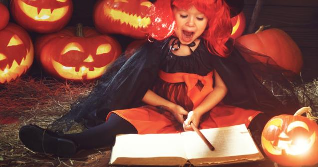 Halloween reading corner - Extra activities - Educatall