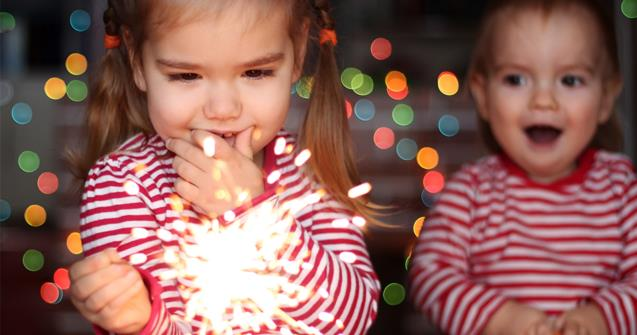 Happy New Year! - Babies and toddlers - Educatall