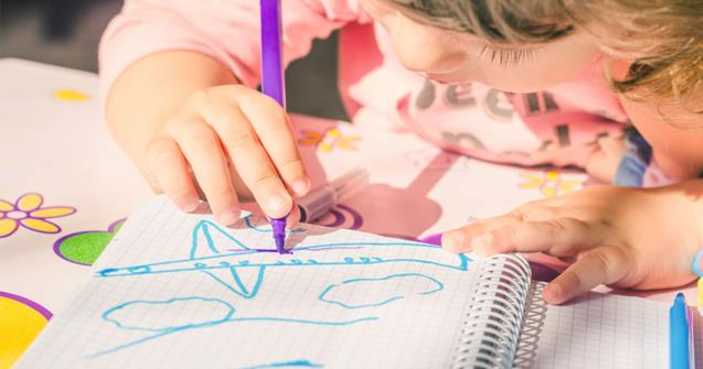 Helping children enjoy drawing - Extra activities - Educatall