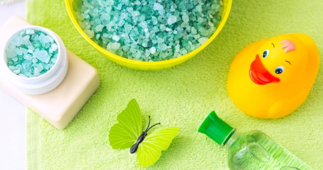Homemade bath salts - Creative recipes - Educatall