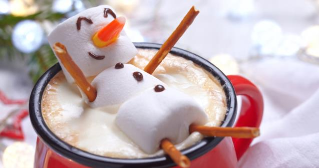 Hot chocolate - Arts and crafts - Educatall
