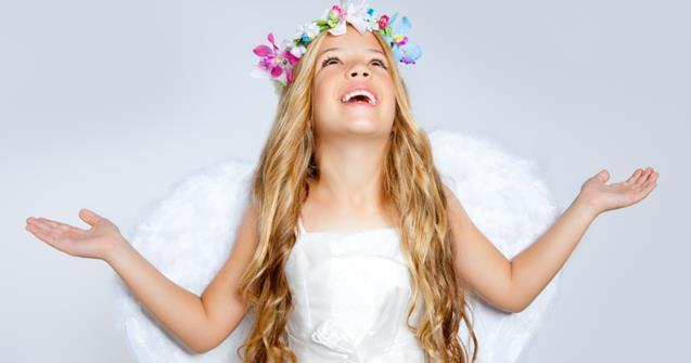 "Learn how to say ""angel"" in French - Extra activities - Educatall"