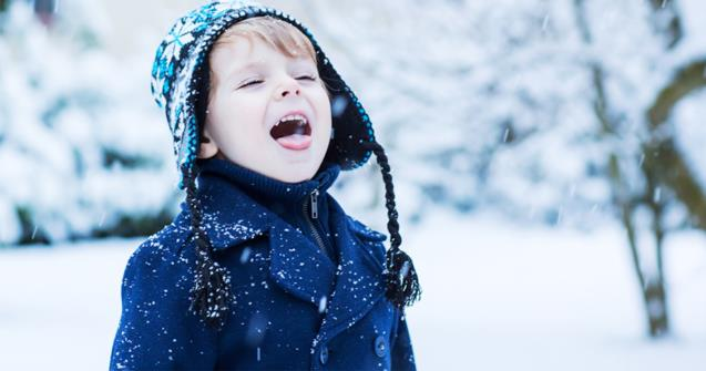"Learn how to say ""snowflake"" in French - Extra activities - Educatall"