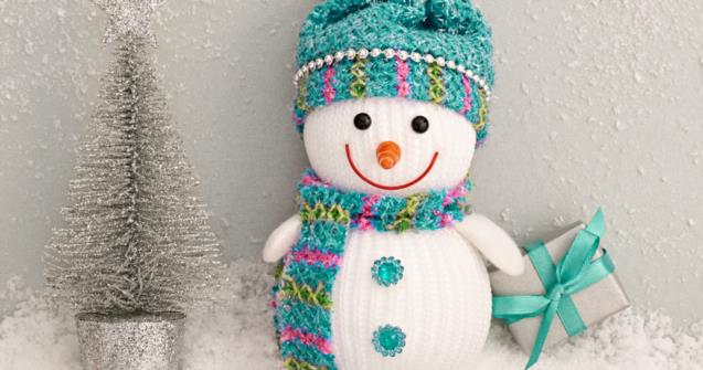 Magical snowman - Arts and crafts - Educatall