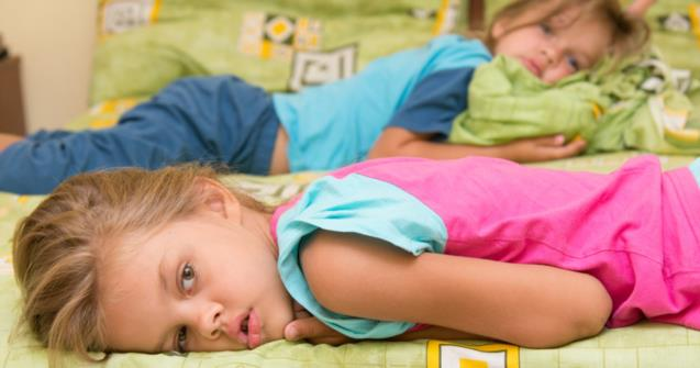 Minor illnesses and sleep - Tips and tricks - Educatall