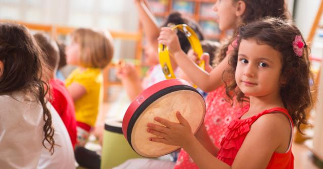 Musical awakening and young children - Extra activities - Educatall