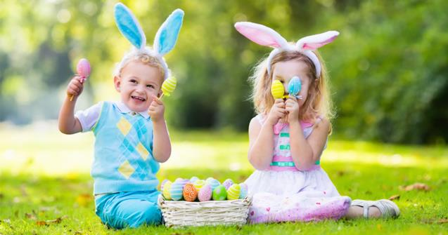 My Easter basket - Babies and toddlers - Educatall