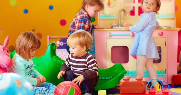 My daycare - Babies and toddlers - Educatall
