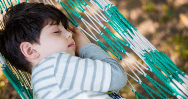 Outdoor naptime - Tips and tricks - Educatall