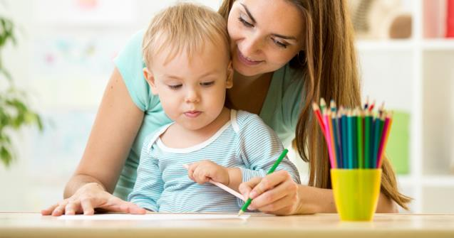 Pencils and crayons - Babies and toddlers - Educatall