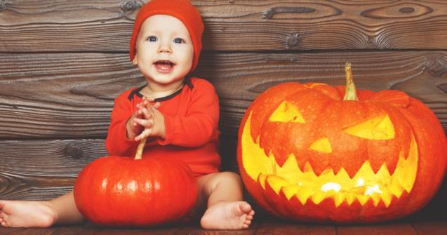 Pumpkin fun - Babies and toddlers - Educatall