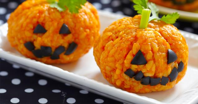 Pumpkin modeling dough - Creative recipes - Educatall