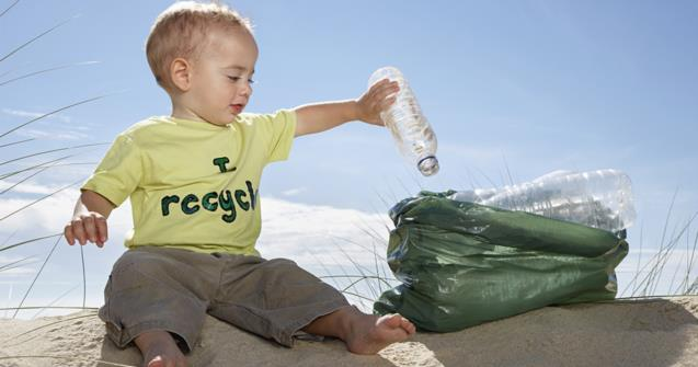 Reinventing recycled items - Babies and toddlers - Educatall