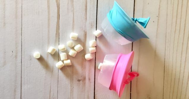Simple Marshmallow Shooters - Arts and crafts - Educatall