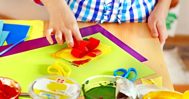 simple microwave finger paint creative recipes educatall