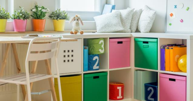 Simple tricks to make cleanup time easier with children