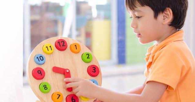 The concept of time, an interesting challenge for little ones - Special needs - Educatall