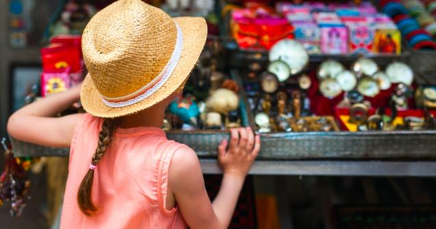 The flea market: findings and treasures - Extra activities - Educatall