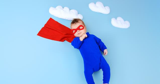 The heroes little ones love - Babies and toddlers - Educatall