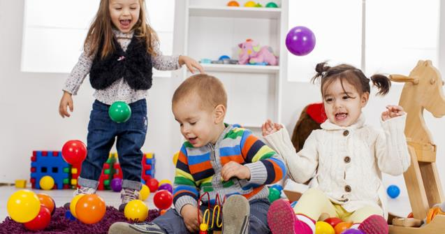 Why should I choose to work in my daycare's nursery? - Babies and toddlers - Educatall