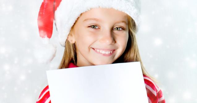 Writing to Santa is great for improving reading skills - Extra activities - Educatall