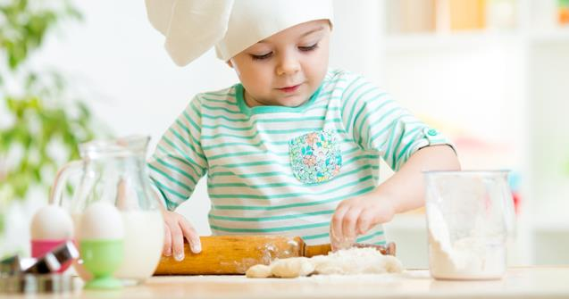 Creative dough (must be cooked) - Creative recipes - Educatall
