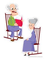 puppets-Grandparents